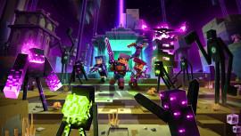 Minecraft Dungeons получит новое дополнение Echoing Void и ультимативное издание в придачу