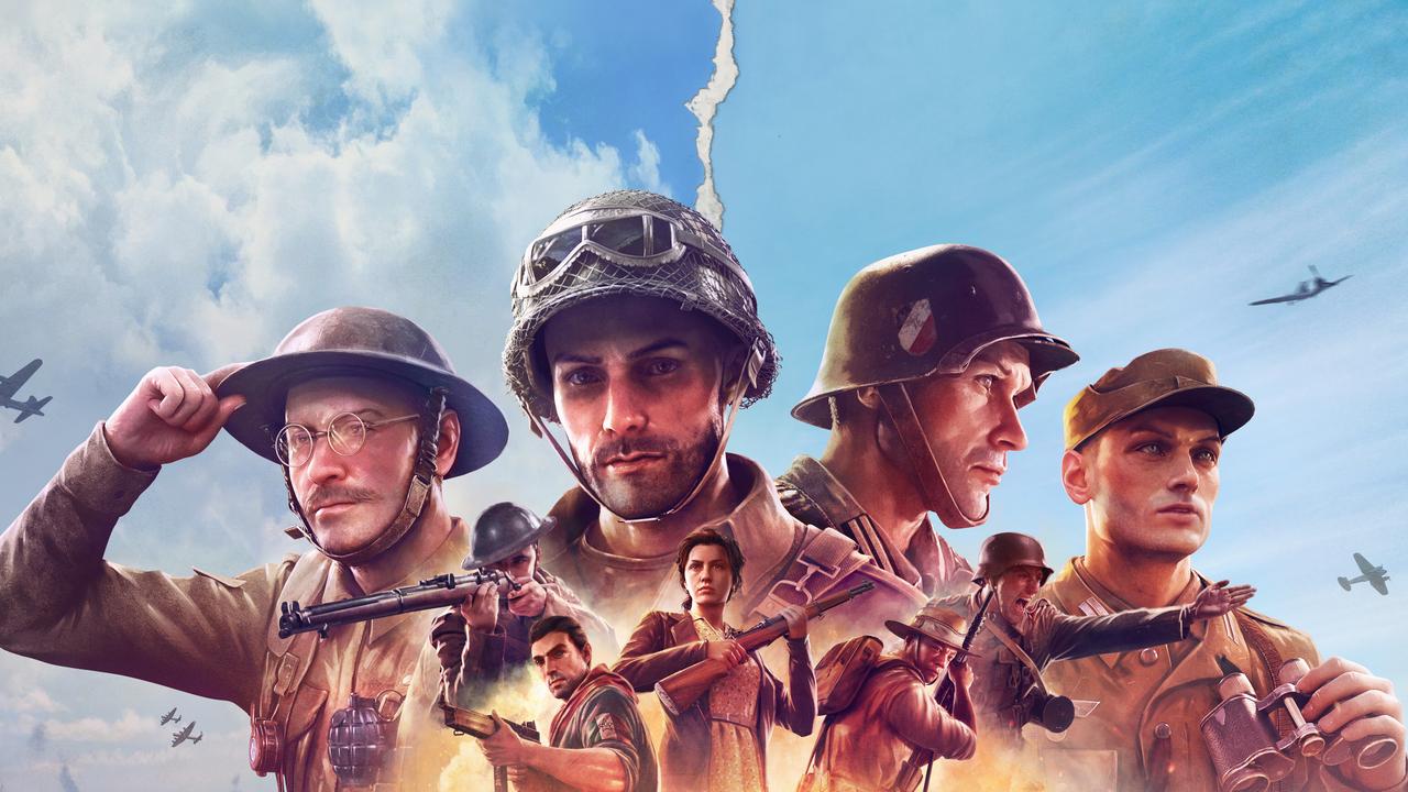 Анонс Company of Heroes 3. Релиз — в 2022 году