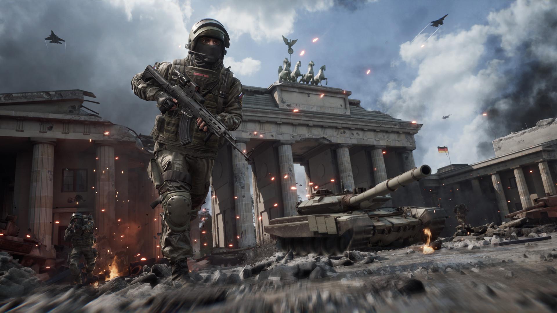 Сетевой шутер World War 3 ещё жив — его активно разрабатывают при поддержке My.Games