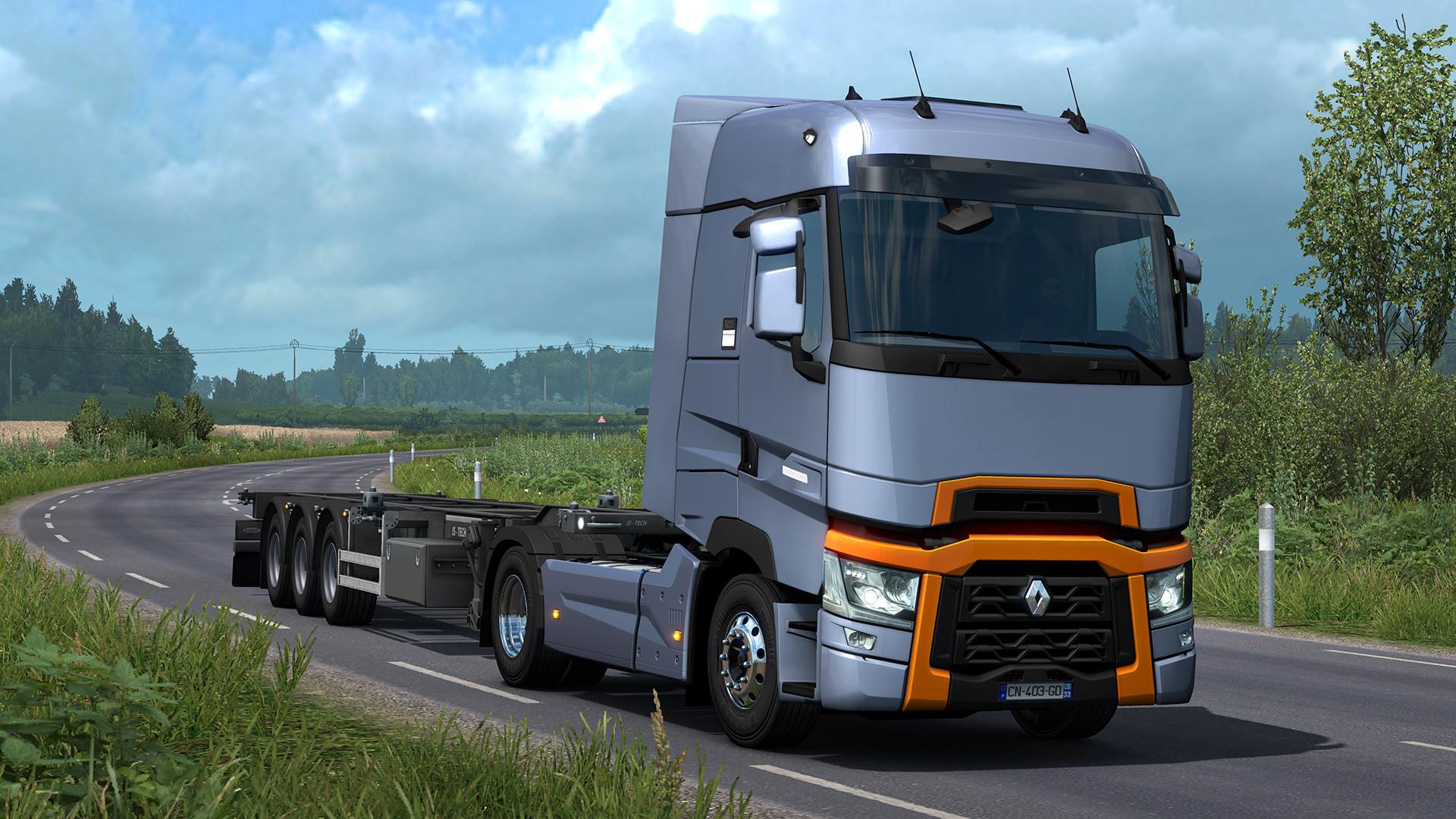 Мультиплеер для Euro Truck Simulator 2 и American Truck Simulator вышел в релиз