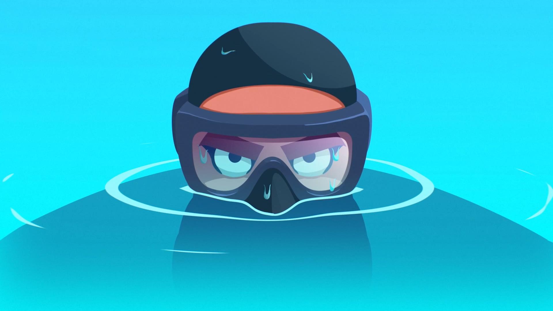 Красочный шпионский экшен Blast Brigade стартует в раннем доступе Steam в сентябре