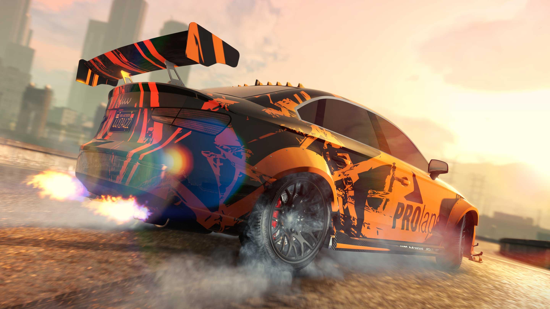 GTA Online на PS5 и Xbox Series получит эксклюзивные модификации для транспорта