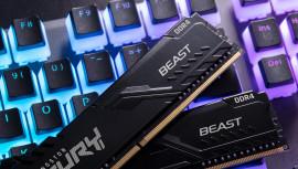 Kingston FURY — новый бренд геймерских комплектующих в рамках ребрендинга линейки HyperX