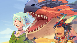 Тираж Monster Hunter Stories 2: Wings of Ruin превысил 1 000 000 копий