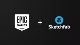 Epic Games купила Sketchfab — платформу для публикации и продажи 3D-контента