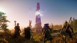 New World пока что избегает проклятия игр от Amazon: она стала четвёртой по населённости в Steam