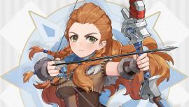 Элой из Horizon: Zero Dawn станет героиней Genshin Impact