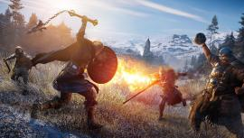 Следующий патч добавит в Assassin's Creed Valhalla настройку уровней врагов