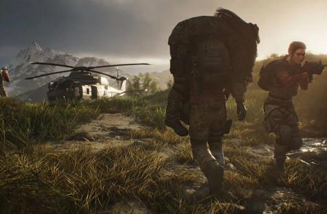 Серии Tom Clancy's Ghost Recon исполняется 20 лет. В честь этого подготовили кроссовер с Tomb Raider