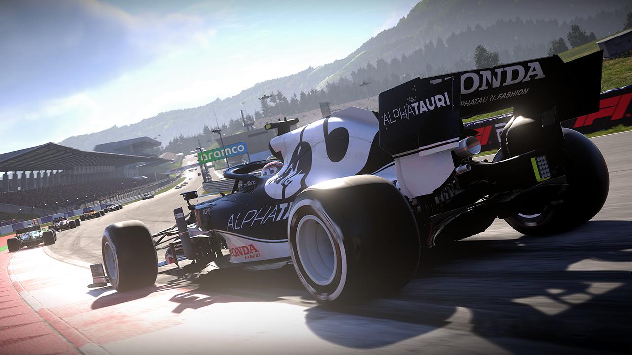 Британский топ продаж: F1 2021 обошла «Зельду» по числу купленных копий