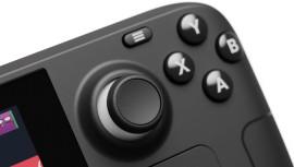 Valve демонстрирует особенности управления Steam Deck