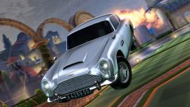 Культовый Aston Martin Джеймса Бонда пополнит автопарк Rocket League