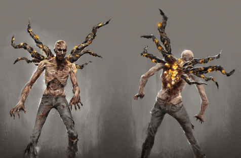 Уже не человек, но ещё не совсем монстр — подробности о ревенанте из Dying Light 2
