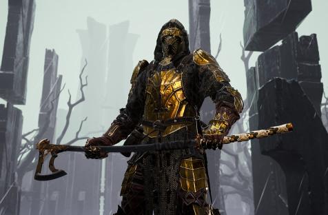 Первое DLC для Mortal Shell появится 18 августа. Тогда же «соулслайк» заглянет в Steam