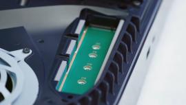 В бета-обновлении прошивки PS5 позволили устанавливать дополнительный SSD
