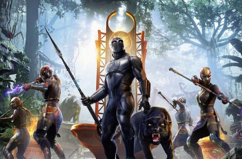 Чёрная Пантера прибудет в Marvel's Avengers уже 17 августа