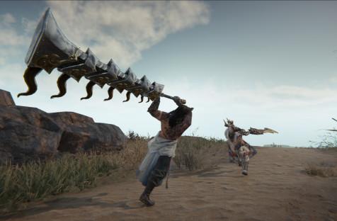 Королевская битва про воинов с крюком-кошкой Naraka: Bladepoint появится и на консолях