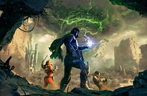 7 сентября из раннего доступа выйдет Encased — отечественная Fallout, навеянная «Пикником на обочине»