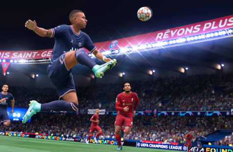 Геймплейный трейлер FIFA 22 напоминает, чего не видать владельцам пастгена