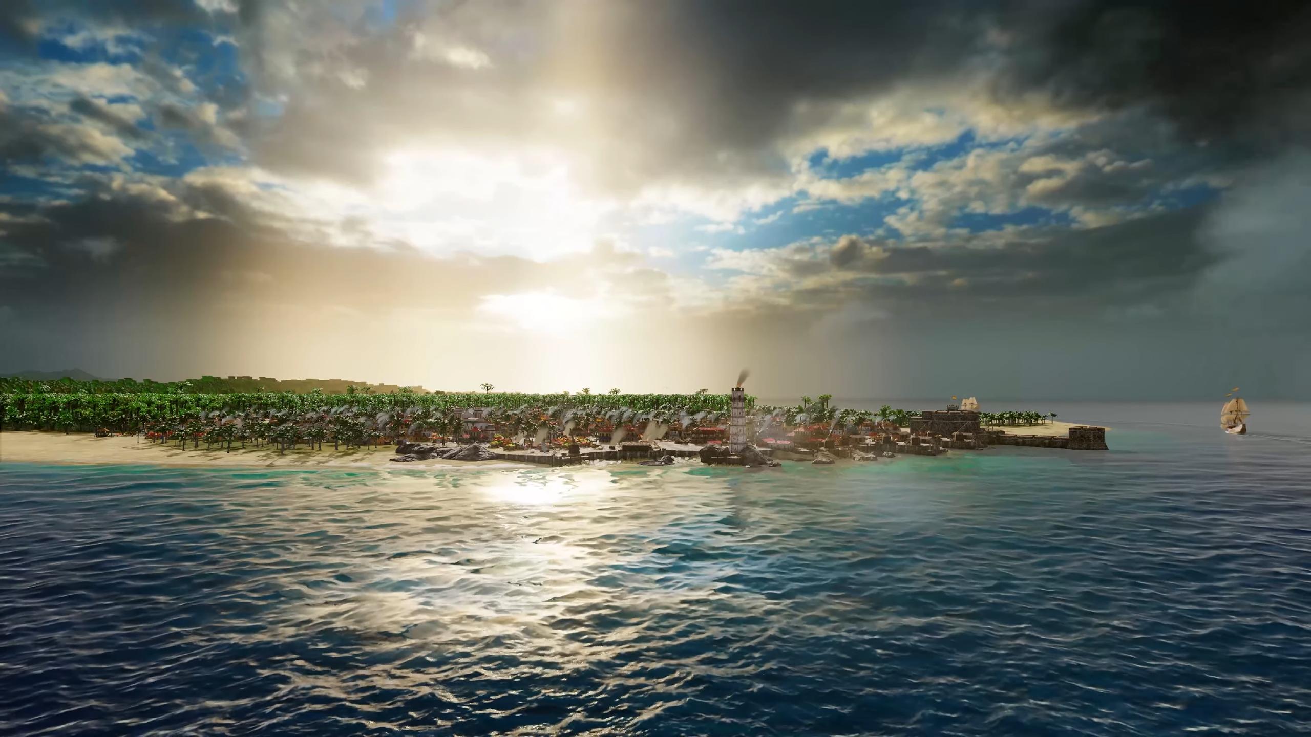 В сентябре стратегия Port Royale 4 получит версии для PlayStation 5 и Xbox Series
