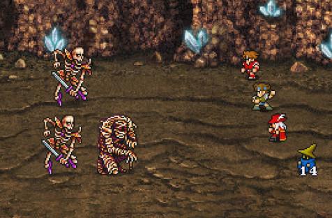 Недовольные фанаты уронили оценки 2D-ремастеров Final Fantasy, требуя выпустить игры и на других платформах