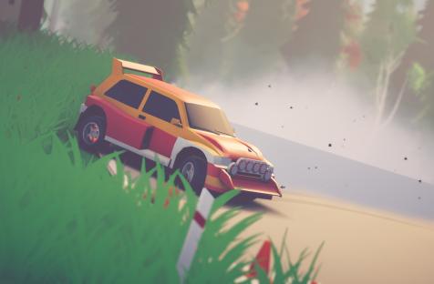 Созерцательная гонка art of rally прибудет на Xbox и Switch уже 12 августа