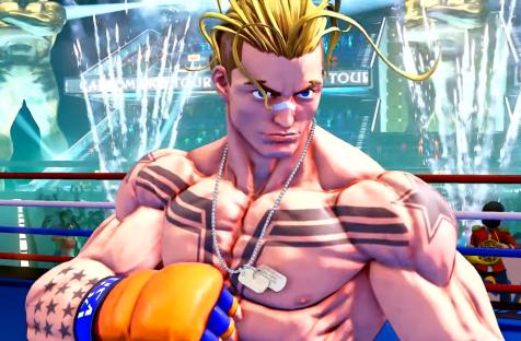 Последним бойцом в Street Fighter V станет Люк — новичок серии и ключик к следующим играм