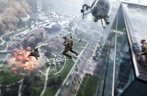 Авторы Battlefield 2042 начали подробнее рассказывать о мире игры