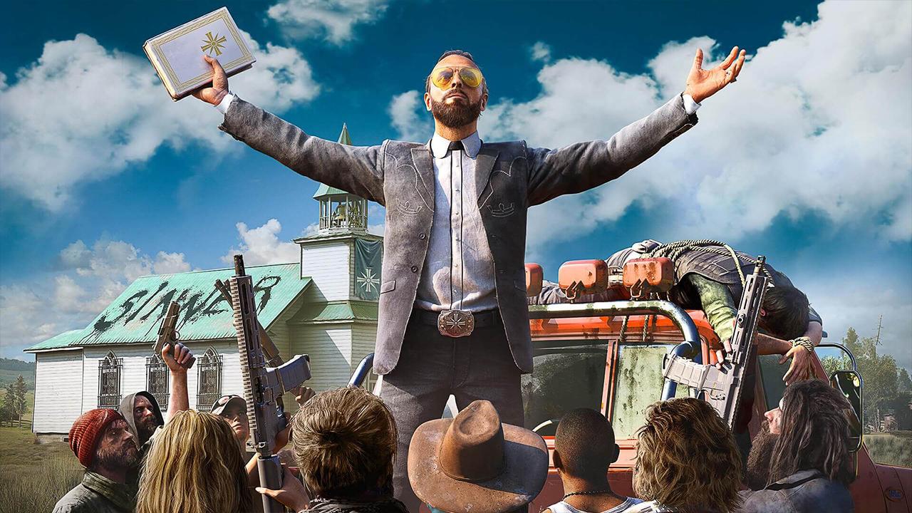 C 5-го по 9 августа можно бесплатно сыграть в Far Cry 5