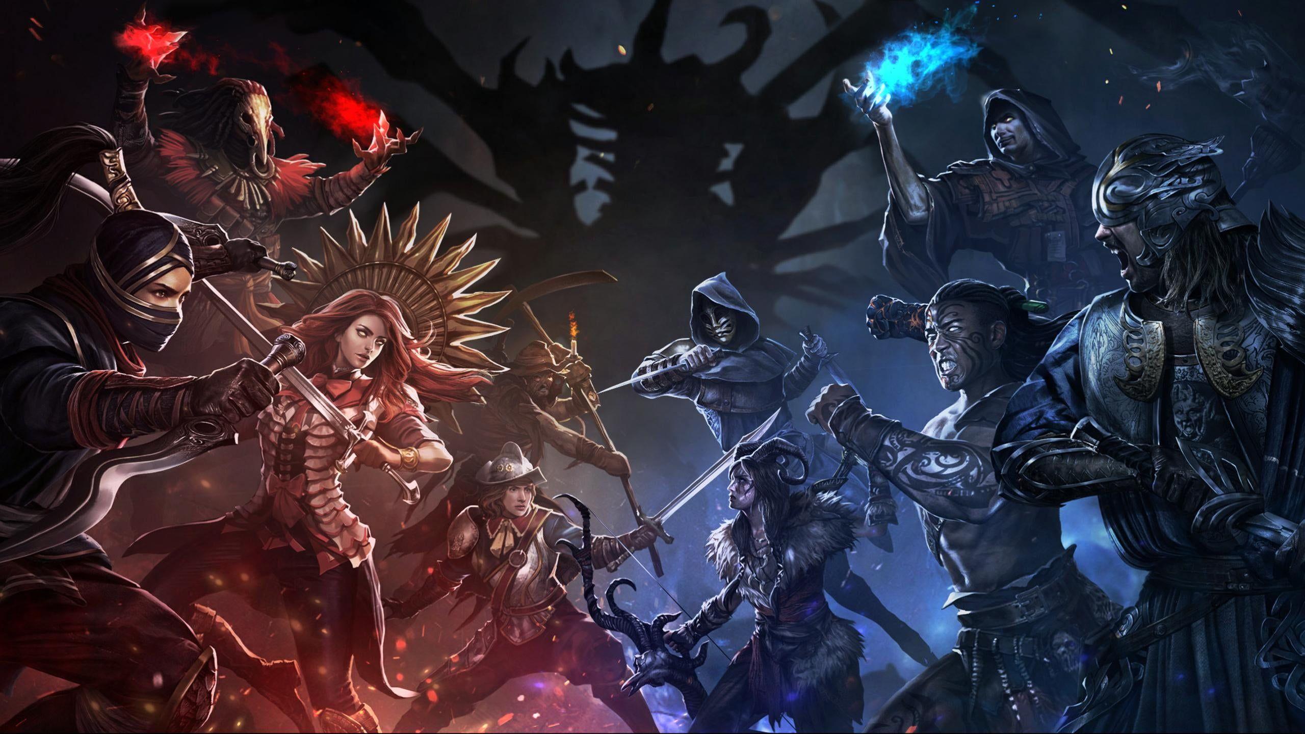 Path of Exile 2 выпустят до 2024-го, а «бета» стартует в течение двух лет