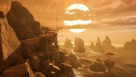 Скоро у VR-ремейка Myst появится версия для обычных дисплеев