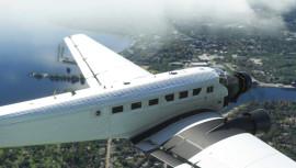Осенью в Microsoft Flight Simulator облагородят Германию, Австрию и Швейцарию, а также добавят соревновательный мультиплеер