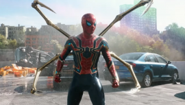 Трейлер «Человек-паук: Нет пути домой» заигрывает с мультивселенной и рекламой PlayStation