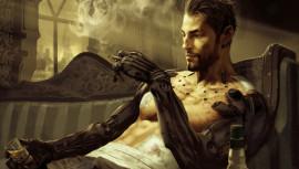 Взгляд на раннюю версию Deus Ex: Human Revolution в честь десятилетия игры — с камео Лары Крофт!
