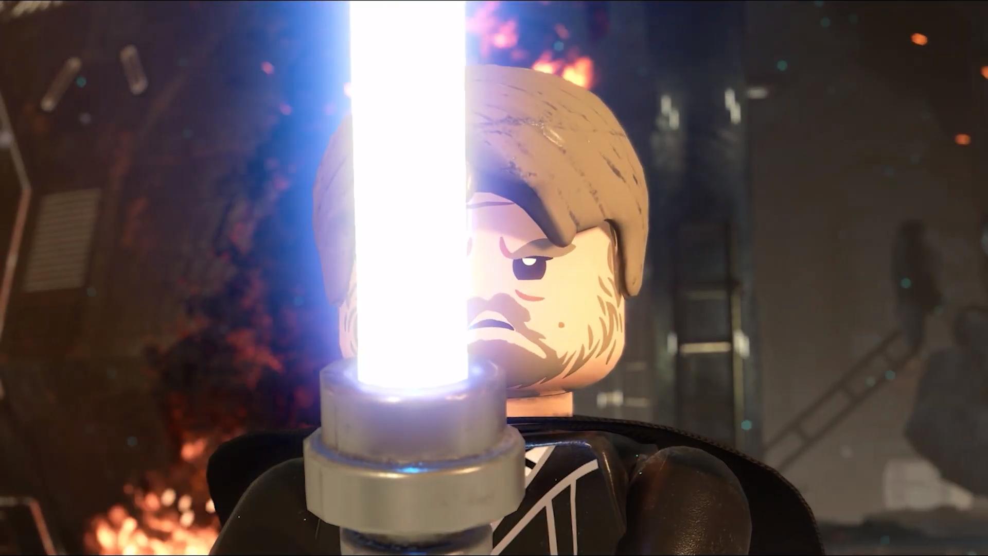 LEGO Star Wars: The Skywalker Saga выйдет весной 2022-го. Смотрите свежий трейлер