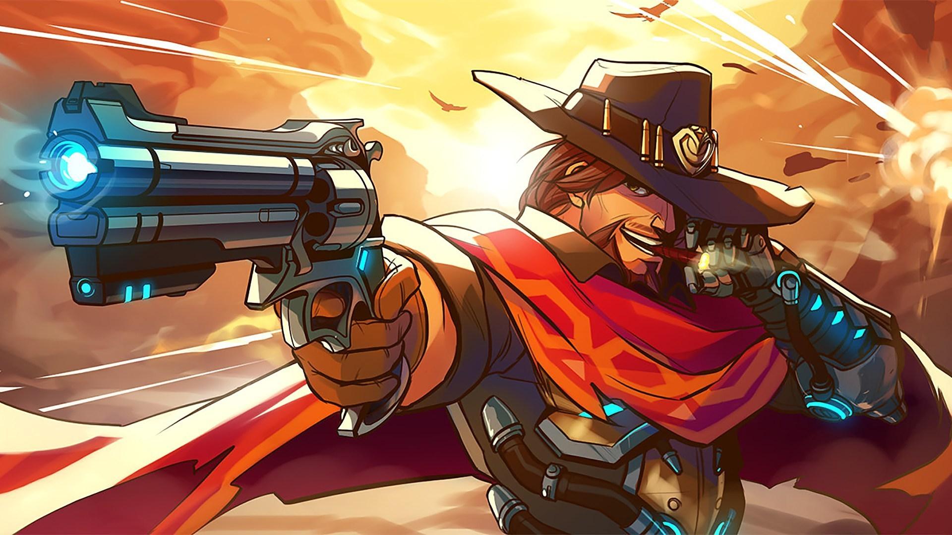 Blizzard переименует Маккри из Overwatch на фоне скандала вокруг компании