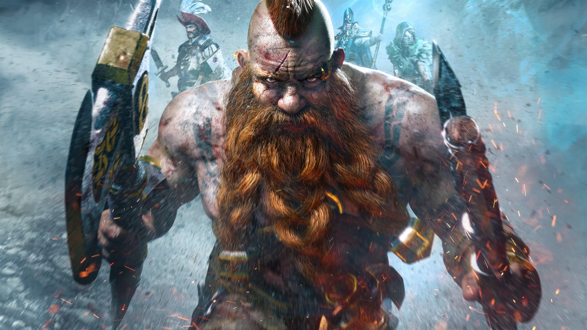 Игры Xbox Live Gold в сентябре: Zone of the Enders, Warhammer: Chaosbane и другие