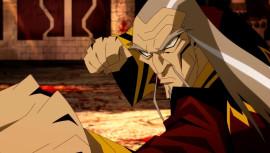 Лю Кан против Шан Цзуна — клип из мультфильма Mortal Kombat Legends: Battle of the Realms