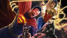 Анимационный фильм по Injustice обзавёлся датой выхода — 19 октября