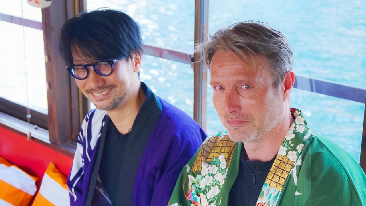 Кодзима хочет сделать игру с Мадсом Миккельсеном в главной роли. Рабочее название — Mads Max