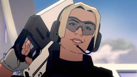 Анимационный ролик к запуску сезона Crystal Guard в Rainbow Six Siege