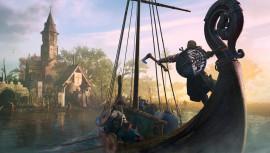 Детали следующего обновления Assassin's Creed Valhalla: кошмарный уровень сложности, набор татуировок и не только