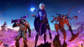 Новый сезон Fortnite захватили кубы, Карнаж и краски для Мульткарася