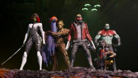 Marvel's Guardians of the Galaxy отправилась на золото