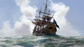 Виды кораблей, система кастомизации и другие детали о Skull & Bones