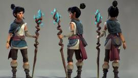 «Постепенно она становилась более взрослой и менее наивной» — о создании главной героини Kena: Bridge of Spirits