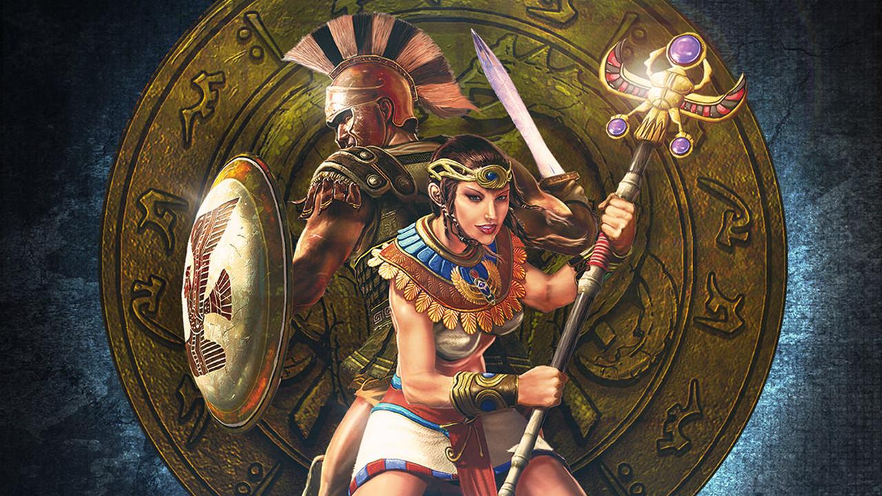 В Steam раздают Titan Quest и Jagged Alliance