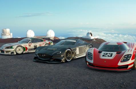 Gran Turismo 7: бонусы за предзаказ и юбилейное издание к 25-летию франшизы