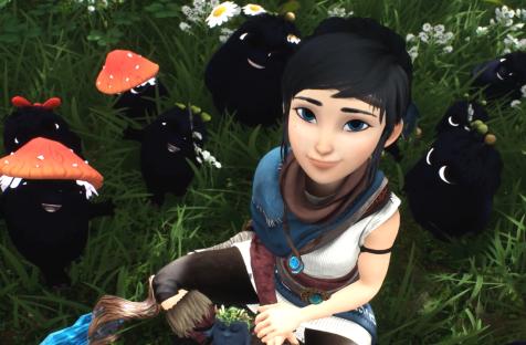 Красивейшее приключение с небольшим синдромом первой игры — стартовые обзоры Kena: Bridge of Spirits