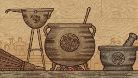 Симулятор алхимика Potion Craft с ходу занял первое место в чарте продаж Steam